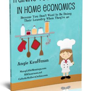 Training Your Children in Home Economics eBook