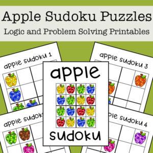 Sudoku for Kids: Apple Sudoku