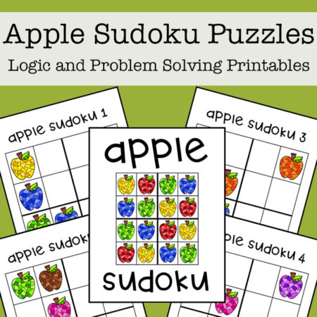 Sudoku for Kids: Apple Sudoku